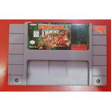 Super Nintendo Donkey Kong Country