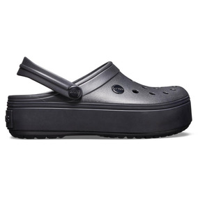 Crocs - Crocband Platform - 205434-060