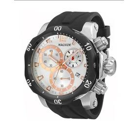 218bce8899b Relogios Masculinos Magnus Ma33755s - Relógio Masculino no Mercado ...
