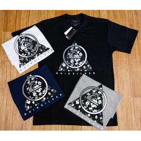 664b7fd75bd31 Camiseta Quiksilver - Camisetas Manga Curta para Masculino no ...