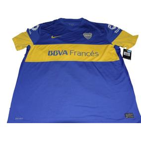 29fc3cd8ea Camisetas de Clubes Nacionales Adultos Boca 2012 en Mercado Libre ...