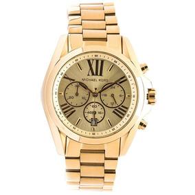 Relógio Michael Kors 5605 Original - Relógios De Pulso no Mercado ... 54e601facf