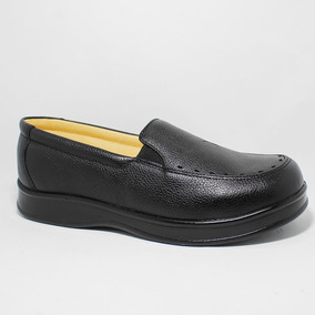 Calzado Dama Diabético Bio Shoes Piel Mod6132 Msi Dobleancho