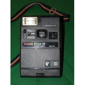 Cámara Fotográfica Kodak Ek160 Instantánea Coleccionable