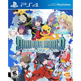 Digimon World Next Order - Ps4 Digital Gcp