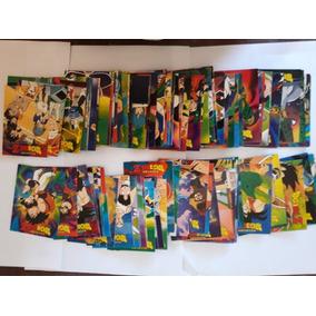 Cards Dragonball Z1 Conrad - Coleção Completa