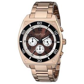 47e796ac1ff Relogio Bulova Ouro Rose - Relógios no Mercado Livre Brasil