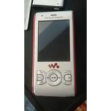 Sony Ericsson W595a Para Piezas Buena Estetica
