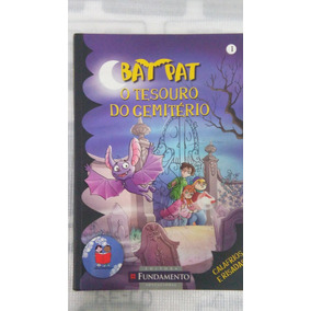 Livro: Bat Pat 1 - O Tesouro Do Cemitério