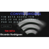 Timbeta Convite Timbeta Via Facebook 20/10gb Internet