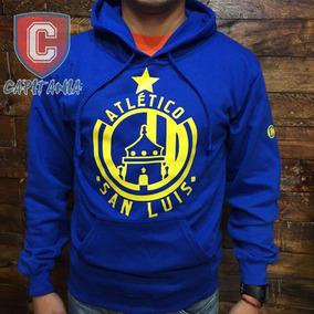 Sudadera Atlético San Luis Azul