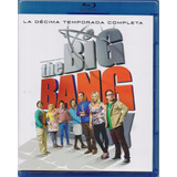 The Big Bang Theory Teoria Big Bang Temporada 10 Diez Bluray