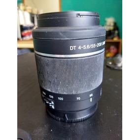Lente Sony Af 55-200mm F/4-5.6
