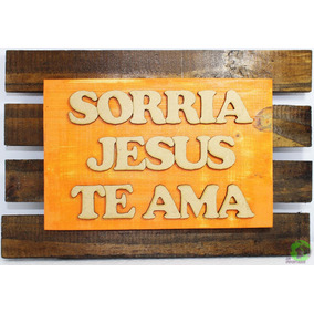 Quadro Jesus Sorrindo Decoração No Mercado Livre Brasil