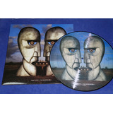 Pink Floyd - The Division Bell - Lp Picture Disc Usa Lacrado