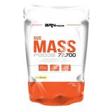 Hipercalorico Size Mass 3kg - Brn Foods - 3 = Frete Grátis!