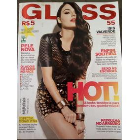 Revista Gloss 55 - Isis Valverde - Emma Watson - Zac Efron