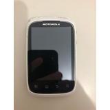Celular Motorola Spice Xt300 + Bateria Nova + Cartão De 2gb