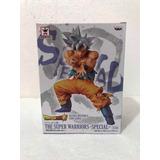 Figuras Dragon Ball Super Goku Kameha Ultra Instinto Anime