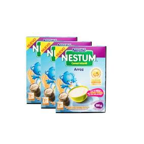 Cereal Infantil Arroz Nestle 350g