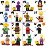 Dragon Ball Z Lego 1pieza Avengers Ninjago