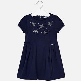 Vestido Niña 2-9 Años Formal Casual Mayoral Petite Couture