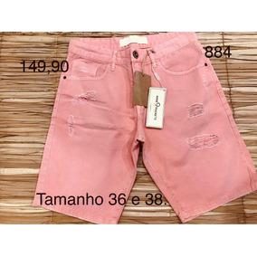 Bermuda Nine Pockets Tamanho 38 E 36