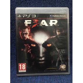 Fear 3 Mídia Física Ps3 Usado