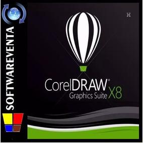 El Mejor Software De Diseño Gráfico Corel Draw X8 Oferta Ya