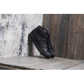 outlet store 85b9a 3a868 adidas Pro Model Triple Black 5.5mx Originales