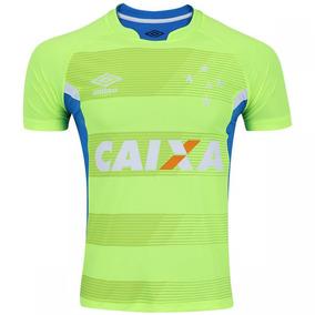 Camisa De Treino Do Cruzeiro 2017 Umbro - Masculina 169479eeeabcc