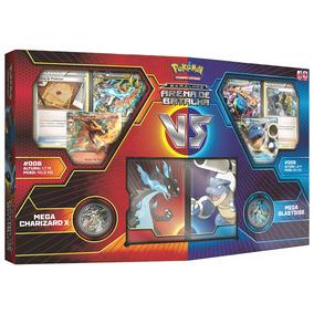 Jogo Pokémon - Arena De Batalha - Charizard X Blastoise - Co