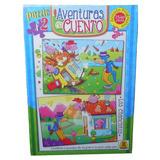 Puzzle X2 Los Chanchitos 25/40 Piezas Implas (1993)