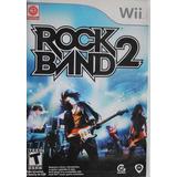 Juego Wii Rock Band 2