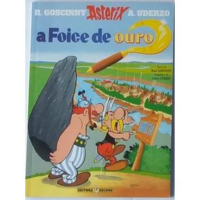 Asterix E Obelix Record 01 Gibi Hq Cartonado Semi Nova
