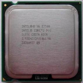 Processador Core 2 Duo E7500