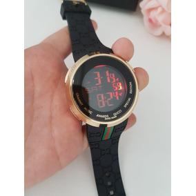 Relógio Gucci Digital Feminino