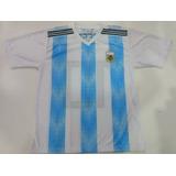 Camisa Futebol Mania Seleções Argentina