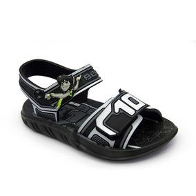 026b7d0fe20 Sandalia Papete Ben 10 Com Relogio Ioio Grendene - Calçados