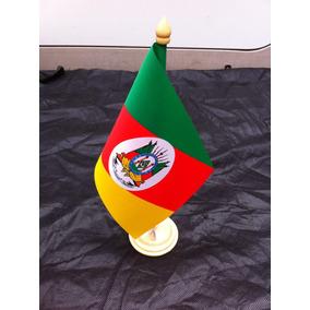 Bandeira De Mesa Do Estado Do Rio Grande Do Sul