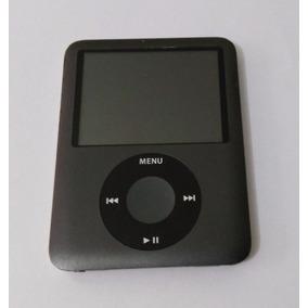 Ipod Nano 8gb 3 Geração Apple Cinza Chumbo - Usado