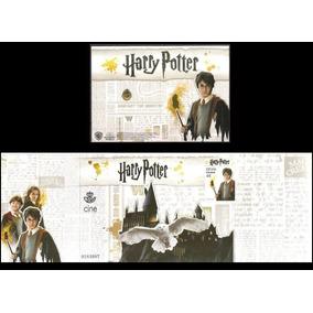 # Mcn # Espanha 2018 - Harry Potter - Caderneta Mint