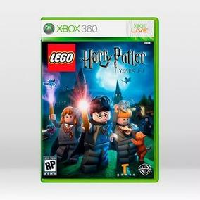 Lego Harry Potter Year 1-4 M.fisica Original Para Xbox 360