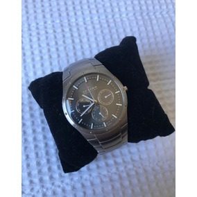 1a538c9d7bcdd Relogio Skagen Denmark Titanium - Relógios De Pulso no Mercado Livre ...