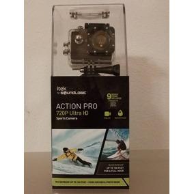 Intek Acción Pro Ultra Hd 720p Deportes Cámara De Acción