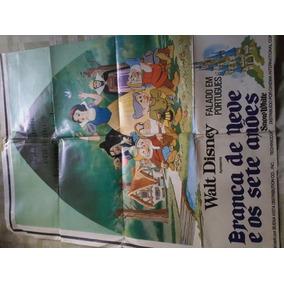Cartaz E Lobby Card Branca De Neve E Os Sete Anões