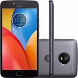 Motorola Moto E4 Xt1763 Dual 4g 16gb Leitor Digital- Vitrine