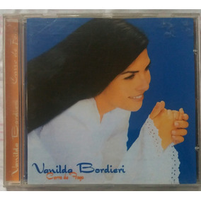 Cd Vanilda Bordieri Carro De Fogo 14 Músicas + 8 Playbacks