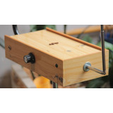 Theremin Etherwave Wood Delay Electric Zen