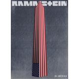 Rammstein In Amerika 2 Dos Discos Concierto Dvd